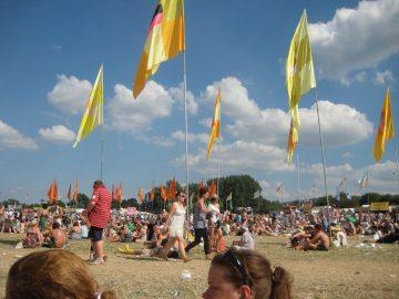 Glasto FLAGS